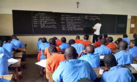 Cameroun-élèves-Bamenda-Nkwen