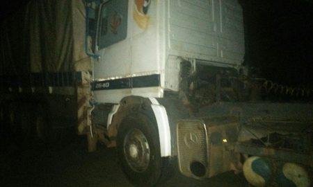 camion - Niakaramandougou - accident