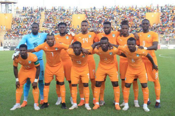 classement FIFA - éléphants de Côte d'Ivoire - football