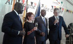 L'ambassadeur de la République fédérale d'Allemagne en Côte d'Ivoire, SEM Michael Grau a indiqué que son pays souhaite tisser des partenariats avec des pays