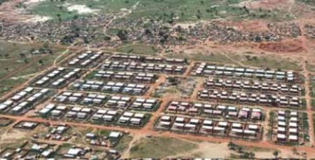 foncier urbain - lotissement - Faso
