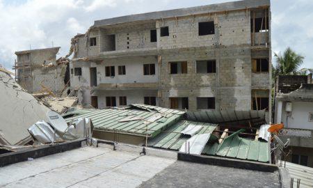 immeuble - effondrement - Yopougon - société