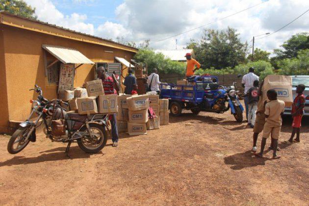 kits-Séguéla-Massala- école primaire publique