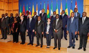 ministres des Finances - Zone Franc CFA - économie