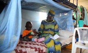 moustiquaire - paludisme