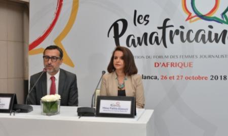 La 2ème édition du Forum des Femmes journalistes d'Afrique « Les Panafricaines » se tiendra à Casablanca, au Maroc, les 26 et 27 octobre