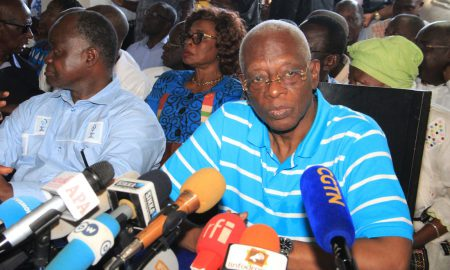 politique - FPI - Aboudrahamane Sangaré