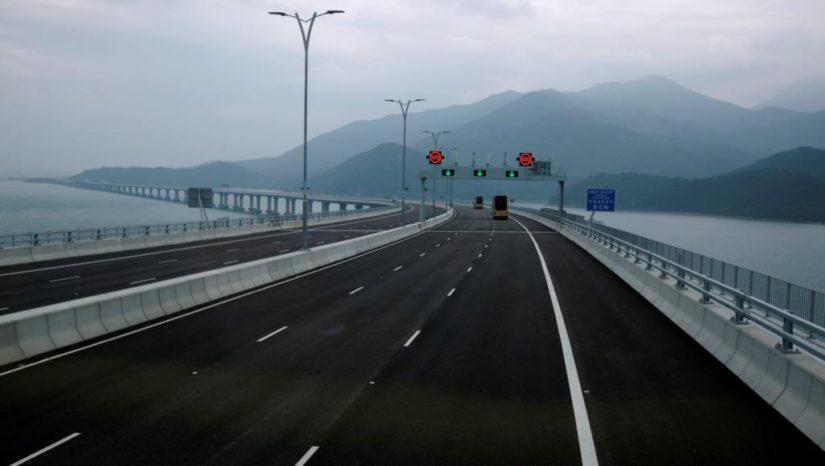 pont Zhuhai Honk Kong Macao