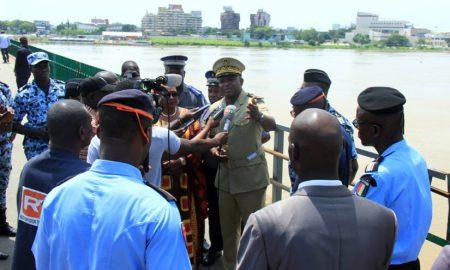 pont de Gaulle - préfet d'Abidjan - Vincent Toh Bi Irié