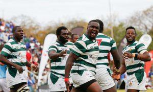 zimbabwe - rugby