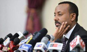 Abiy Ahmed - Ethiopie