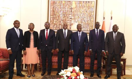 Afreximbank - Benedict Oramah - économie - infrastructures routières