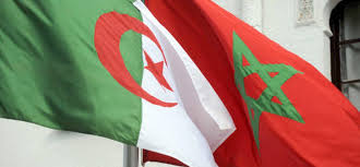 Algérie-Maroc-drapeau
