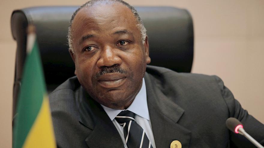 Ali Bongo Ondimba- Gabon
