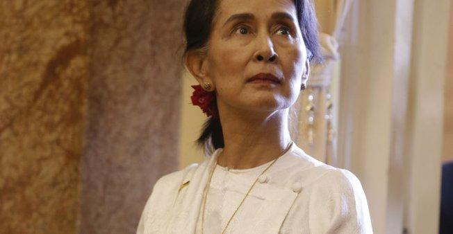 Birmanie - Aung San Suu Kyi