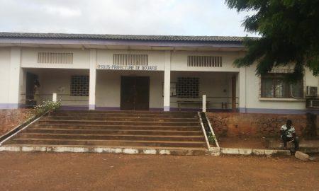 Bouaflé - administration du territoire - préfecture