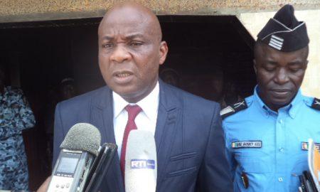 Braman Koné - procureur de Bouaké