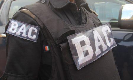Braquage-police