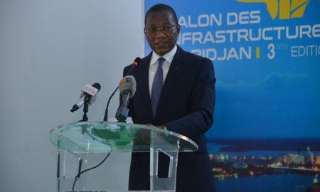 Bruno Koné-Infrastructures-Ministère du logement-réseaux intelligents