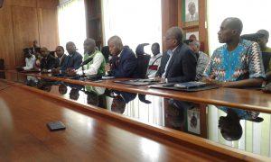 Un Collectif des candidats intimidés et spoliés (CCIS) des élections municipales et régionales ivoiriennes du 13 octobre 2018