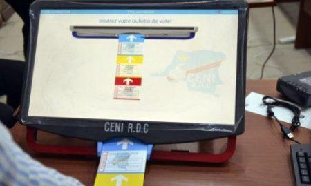 CENI - élection - RDC - Congo