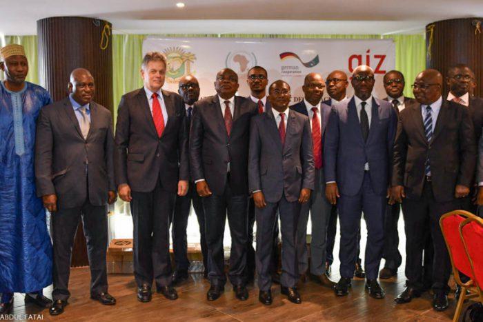 Un atelier de renforcement des capacités des membres de la CNFCI et des structures en charge des questions de frontières du Mali et de la Guinée