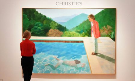 David Hockney - peinture - arts - Christie's - culture