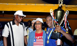 ECODIPLO-CI - CEDEAO - football - Liberia