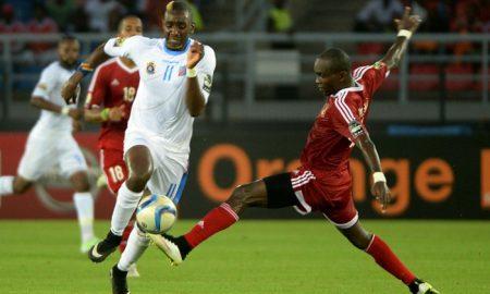 Football-CAN 2019-Congo-RDC