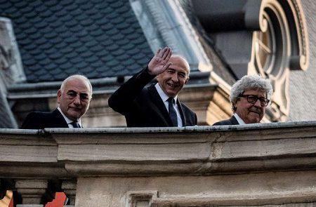 Gérard Collomb - politique - Lyon