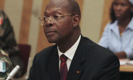 Gaston Ouassénan Koné - PDCI-RDA - politique