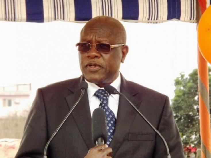 Gilbert Kafana Koné - Yopougon - marché - maire