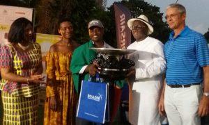 Golf-Sports-Open CI 2018- Madalitso Muthiya - Zambie