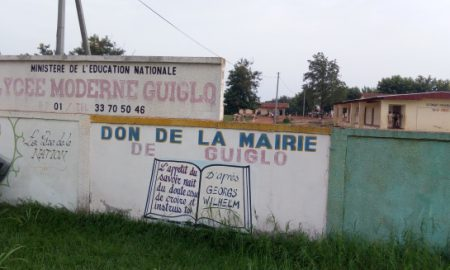 Guiglo-lycée