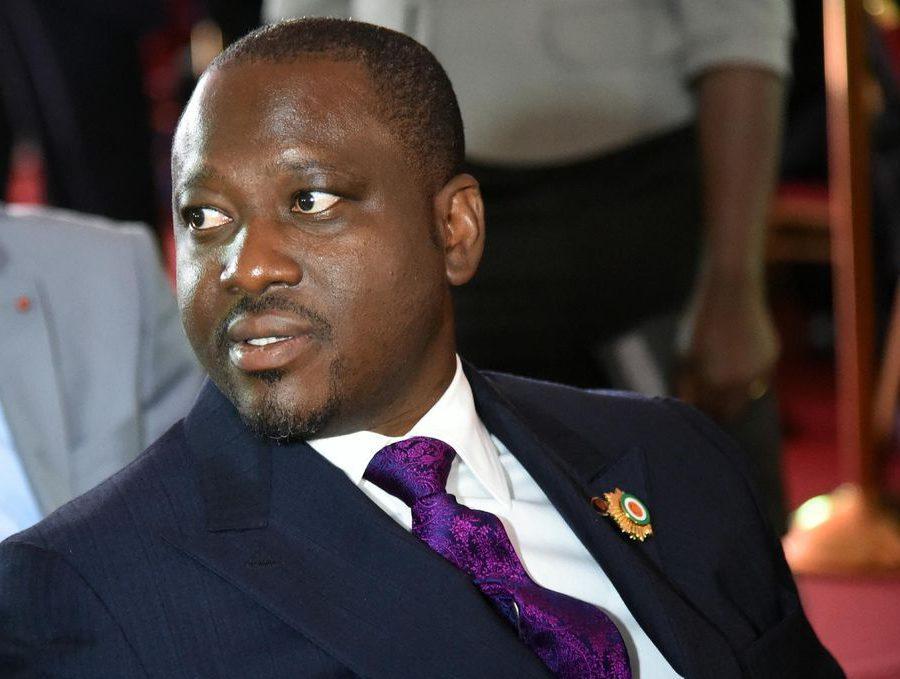 Kigbafori Guillaume Soro - politique