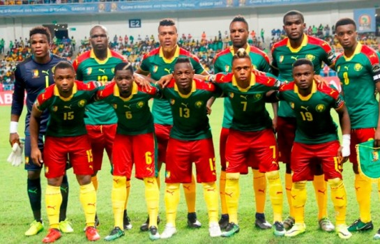 Lions Indomptables-Cameroun-Football
