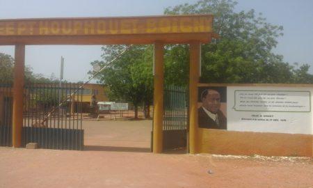 Lycée - Korhogo - Houphouet-Boigny