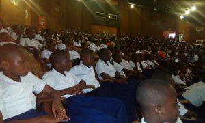 Lycée Mamie Adjoua, les élèves s'engagent à l'excellence
