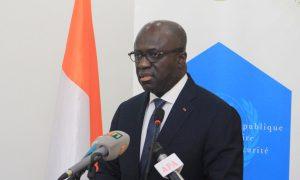 Marcel Amon Tanoh - diplomatie - affaires étrangères - CEI - 2020