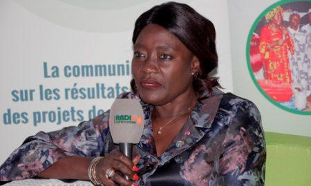 Mariatou Koné - radio salons - CICG