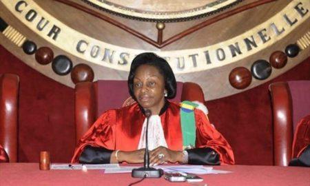 Marie-Madeleine Mborantsuo - Gabon