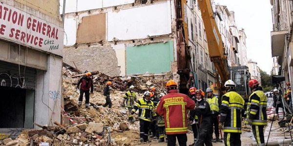 Marseille-effondrement