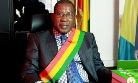Mathurin Bangoura - Gouverneur - Conakry