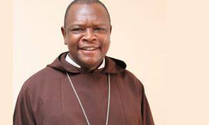 Mgr Fridolin Ambongo - Congo-Kinshasa - église catholique - religion