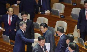 Moon Jae-In - Corée du Sud - asie - politique