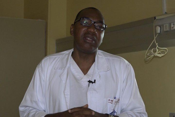 Pr Horo - endométriose-santé-CHU-Yopougon