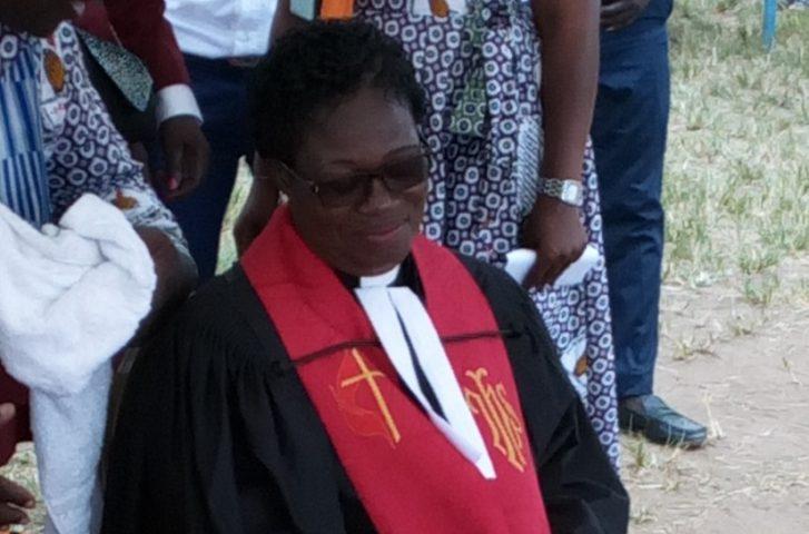 Révérende Pasteure Adjé Béatrice Epse Béké - Eglise méthodiste unie Côte d'Ivoire - Bonoua