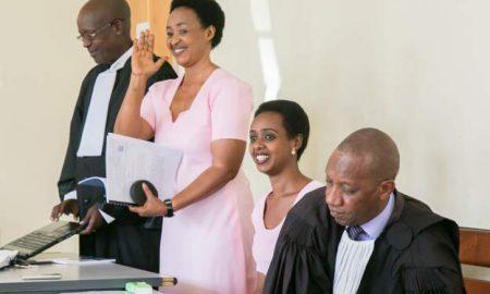 Rwanda - opposition - Diane Rwigara - Adeline Rwigara