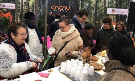Salon du cacao de Paris - cacao - économie - chocolat - JNCC