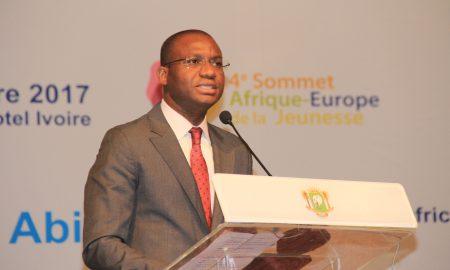 Sidi Tiémoko Touré - porte-parole